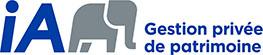 Logo iA Gestion de patrimoine